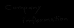 Company Information text