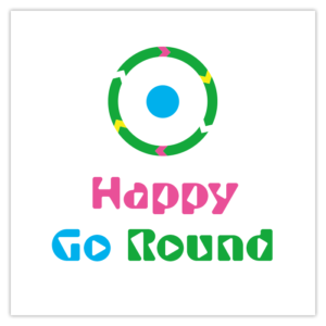 Happy GO roundメインロゴ