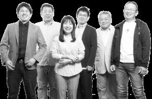 TSUDOUMAチームメンバー
