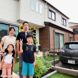 宮崎さん家族写真