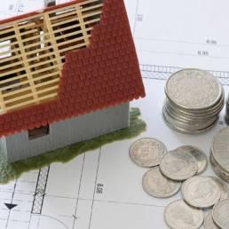 家の資金調達のイメージ