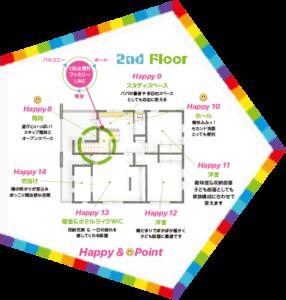 Happy Go Round Floor Plan