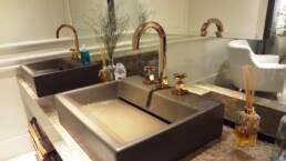 清潔感ある洗面台