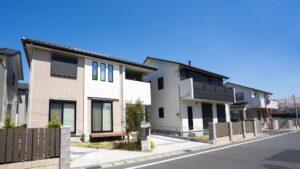 2階建ての住宅