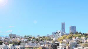 高台からの眺望